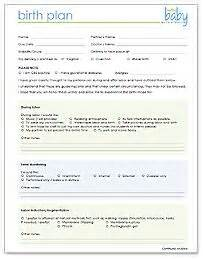 Planned C Section Birth Plan Template by 1000 Images About Pregnancy On Birth Plans