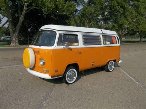 1971 volkswagen westfalia sell used restored 1971 vw t2 bus original westfalia