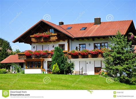 the european cottage stock photography image 21291752