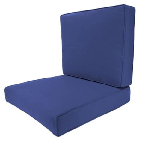 24 Patio Cushions by Buy 24 X 24 Seat Outdoor Cushions From Bed Bath Beyond