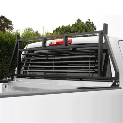 Rack Warehouse Vt by Aries Headache Rack Truck Window Cab Guards