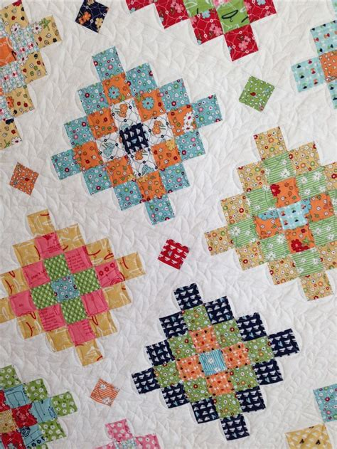 Square Patchwork Quilt Pattern - 25 best ideas about square quilt on