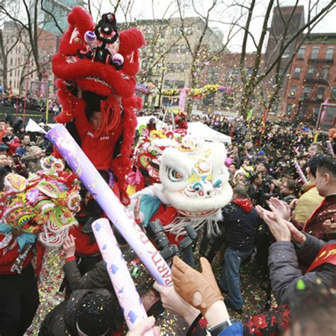 new year firecracker ceremony nyc 2015 17th new year firecracker ceremony and cultural festival