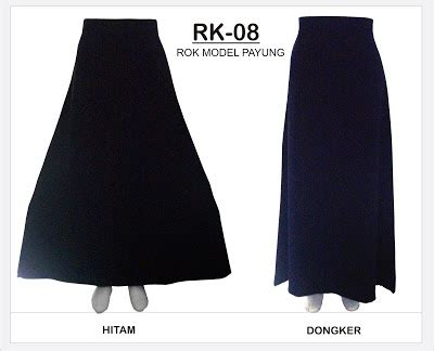 Rok Panjang Kerja Polyporto 784 pazz collection