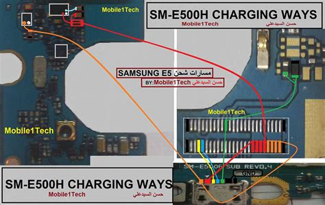 Samsung Galaxy E5 Papan Charger samsung galaxy e5 usb charging problem solution jumper ways