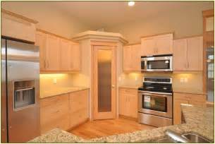 Kitchen Corner Pantry Cabinet Best Corner Kitchen Cabinet Design Ideas On2go