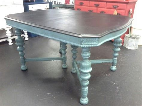 vax d table for sale 1920 s jacobean table finished in shabby paints so serene