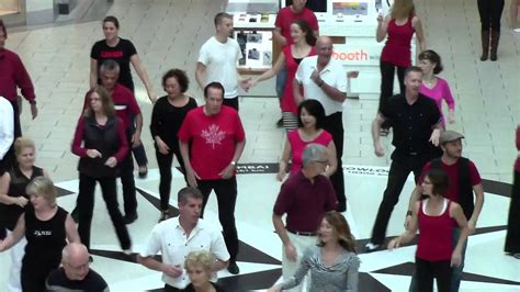 west coast swing flash mob west coast swing flash mob 2 30 youtube