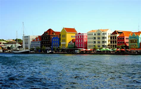Free photo: Curacao, Willemstad, Island, Dutch   Free