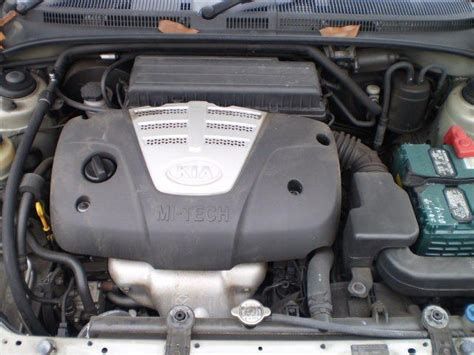 2005 Kia Engine Used 2005 Kia Photos