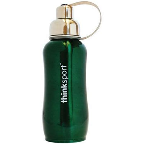 Dijamin Oxone Sport Bottle With Stainless thinksport stainless steel sports bottle in green paperlesskitchen