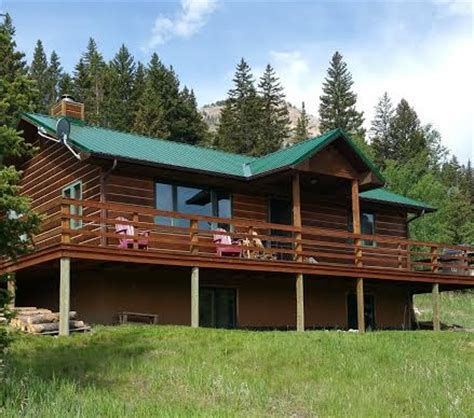 Cabin Rentals Yellowstone National Park by Squaw Creek Cabin Rental Yellowstone National Park