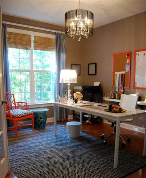 Home Office Design Article It S Not Necessarily About The Size But About The