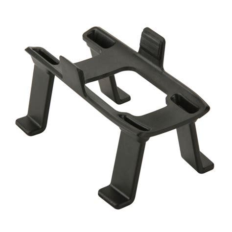 landing gear stabilizers leg height extender safe landing bracket for dji spark black alex nld