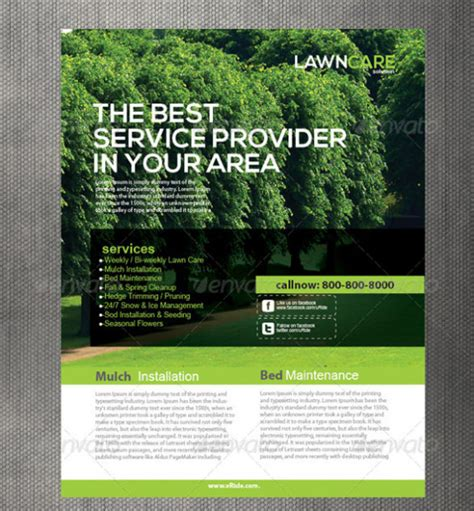 landscaping flyers templates 95 landscaping flyer template lawn care flyers grass