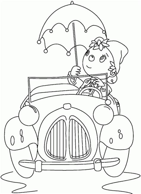 Noddy Coloring Pages Coloringpagesabc Com Noddy Colouring Pages