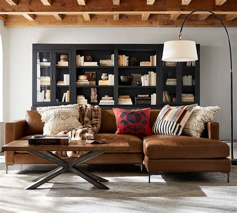 furniture brown leather sofas awesome carpet balck white sofa awesome leather with chaise 2017 ideas fabric