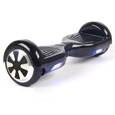 hoverboard wheel balance black smart 2 wheels self balancing electric scooter
