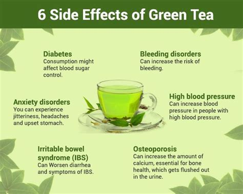 Caffeine Detox Side Effects by Best 25 Effects Of Green Tea Ideas On