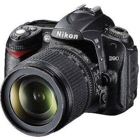 nikon d90 dslr kit 18 105 lens walmart