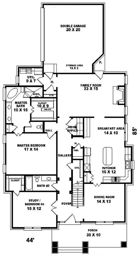 Shingle Style Floor Plans by Melody Lake Shingle Style Home Plan 087d 0693 House