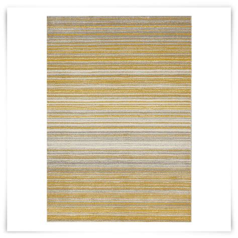 Yellow Area Rug 5x8 City Furniture Safi Yellow 5x8 Area Rug