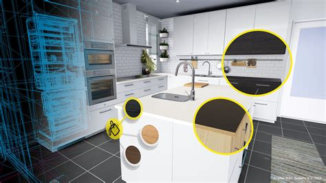 home design virtual reality ikea s new app lets you try out furniture in virtual