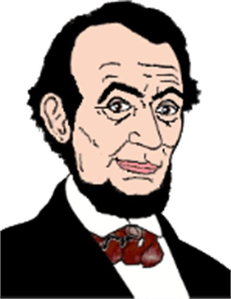 abraham lincoln animated biography abraham lincoln cartoon pictures clipart best