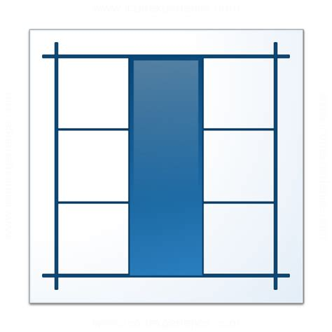 Grid Layout Vertical | iconexperience 187 v collection 187 layout vertical icon
