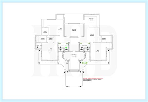 kerala home design with free floor plan single storey kerala house model with kerala house plans