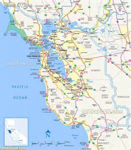 california map with tourist attractions maps of california state attractions pictures to pin on