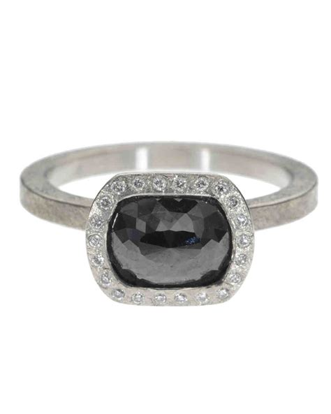 The Engagement Ring by The New Lbd The Black Engagement Ring