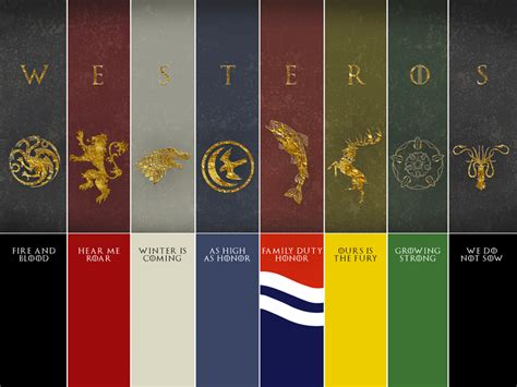 of thrones house sigils by marina duque dribbble