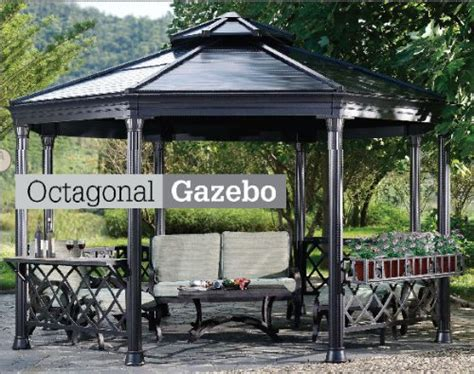 hardtop gazebo gazebos patio and furniture