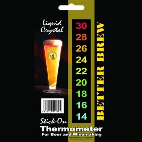 Thermometer Stick thermometer stick on