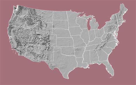 united states map projection choosing the right map projection learning source an