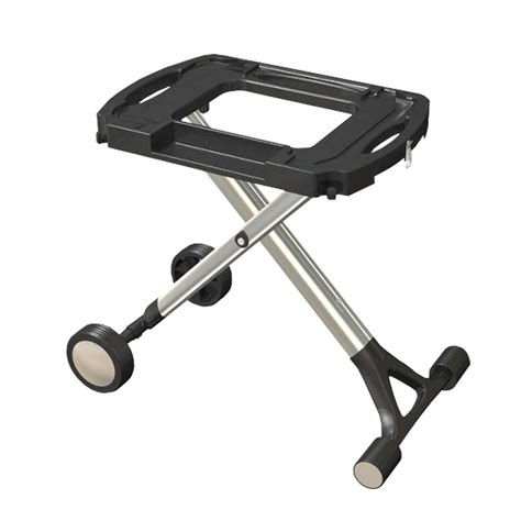 Lifestyle BBQ TEX Foldable Trolley   Patio Life