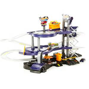 Hot Wheels Mega Garage Playset   Walmart.com