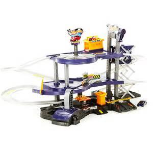 Hot Wheels Mega Garage Playset   Walmart.com