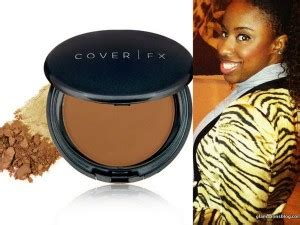 Pressed Mineral Foundation G80 a day in the cover fx foundation had my looking