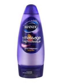 manix gel de aphrodisiaque