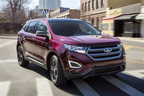 ford edge interior engine  release date ford