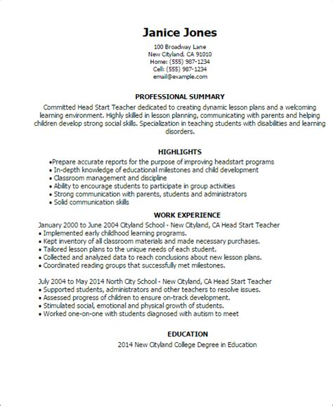 How To Teach Business Original start resume template best design tips