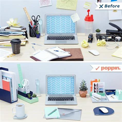poppin desk accessories decoist