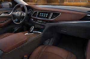 Buick Enclave Interior Photos 2018 Buick Enclave Avenir Look Redesigned Flagship