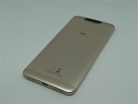 zte test test zte blade v8 smartphone notebookcheck tests