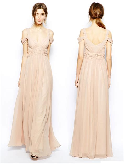 Blush Bridesmaid Dress by The Gallery For Gt Bridesmaid Dresses