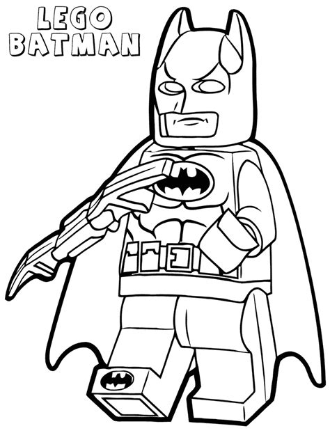lego coloring pages printable lego batman coloring pages best coloring pages for kids