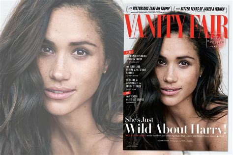 foto hot film operation wedding cover story meghan markle wild about harry