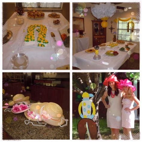 Kentucky Derby Bridal Shower Ideas by Kentucky Derby Wedding Shower Gift And Ideas